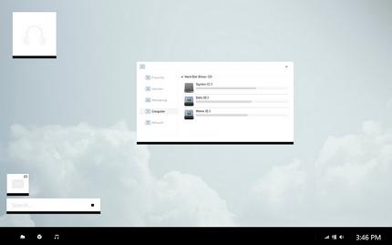 windows 8 visual style