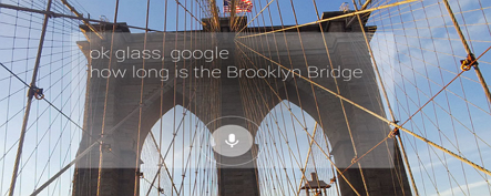ask anything to google glass