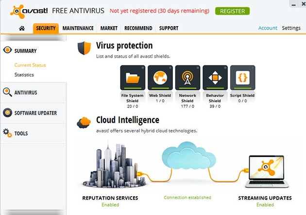 avast 8 free download