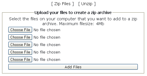 Free Tools to Zip Files Online