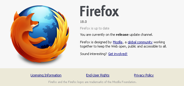 firefox 18 download