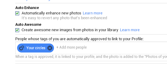 google plus photo enhancement