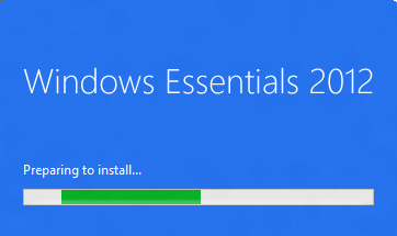 windows essential 2012