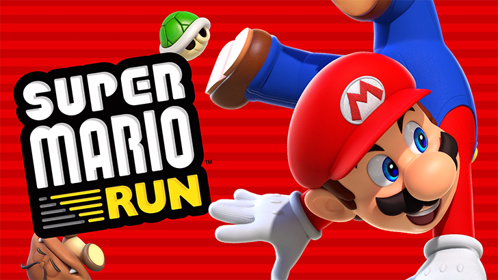 Pre-Register Super Mario Run game on Google Play store 1