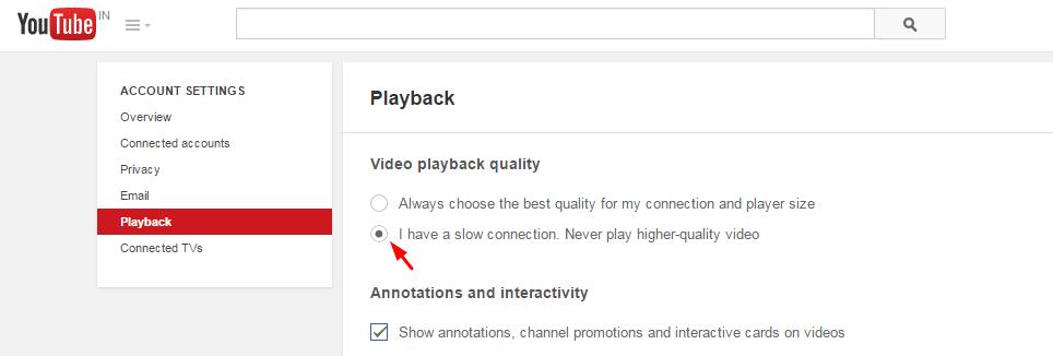 speedup youtube