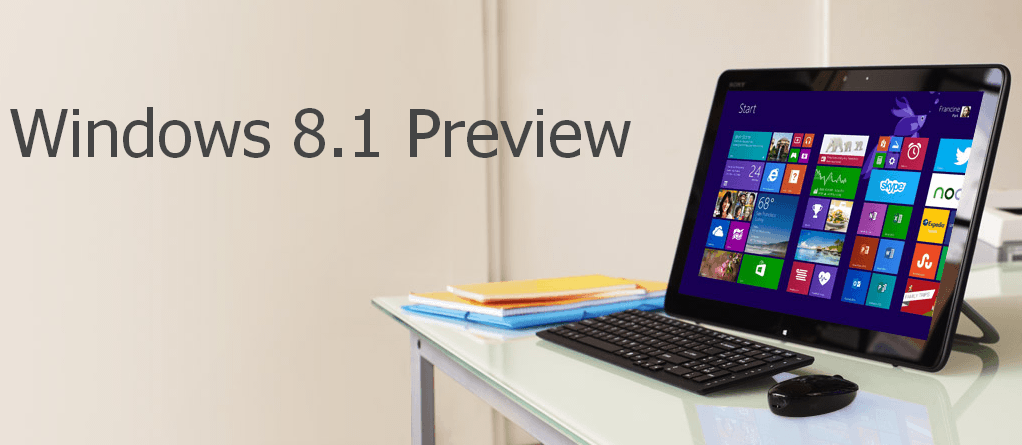 windows 8.1 preview download